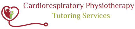 Cardiorespiratory Physiotherapy Tutoring Services